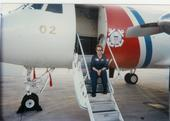 Jan with Admirals plane.jpg