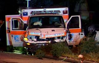 Denver Health Paramedic Unit Hit By Drunk Driver - Ambulance ...