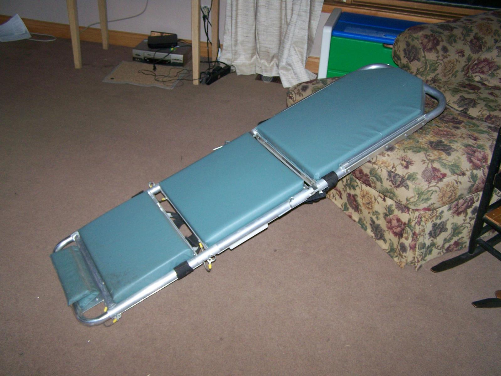 PARR prototype stretcher