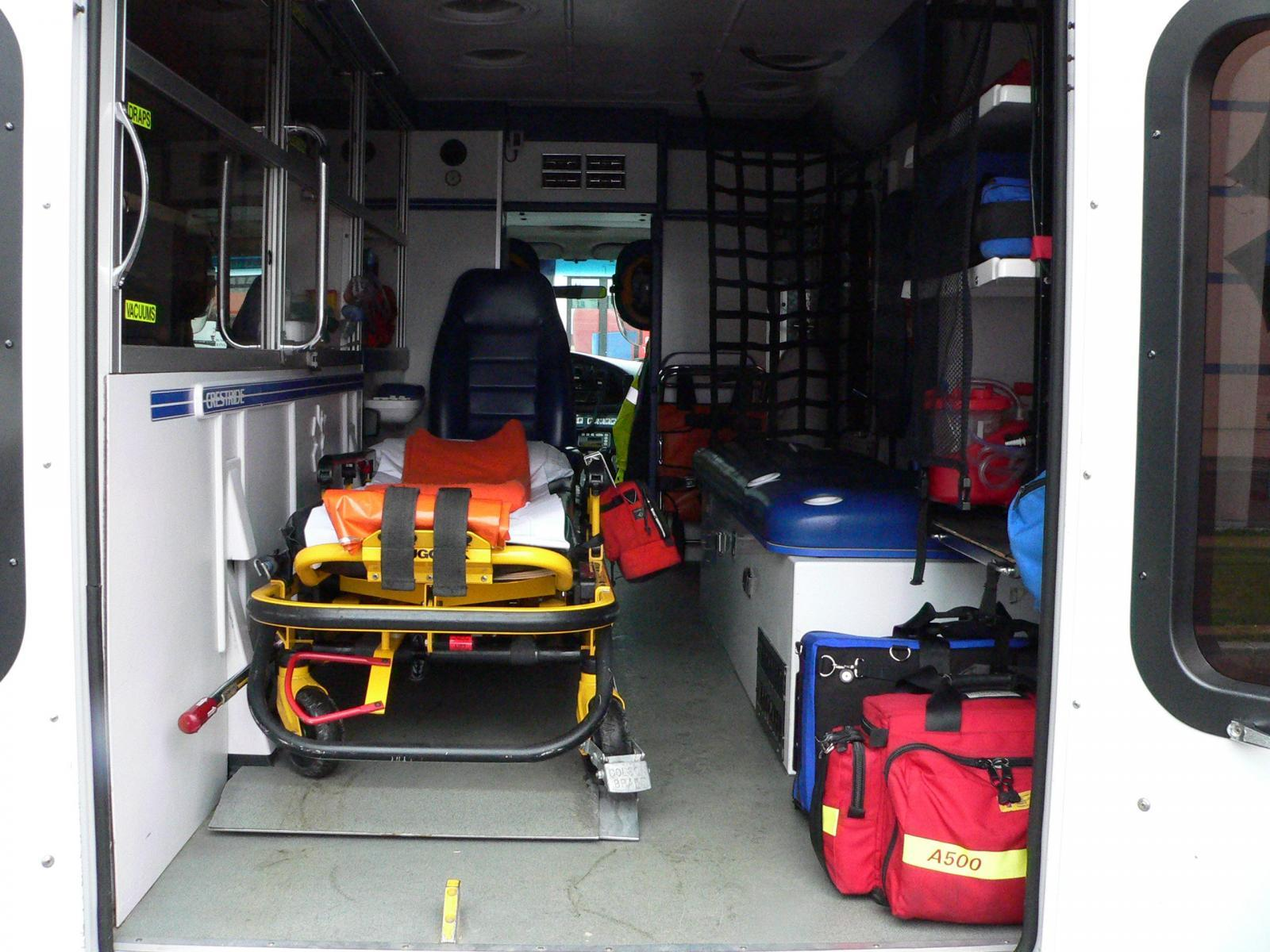 Patient Compartment
