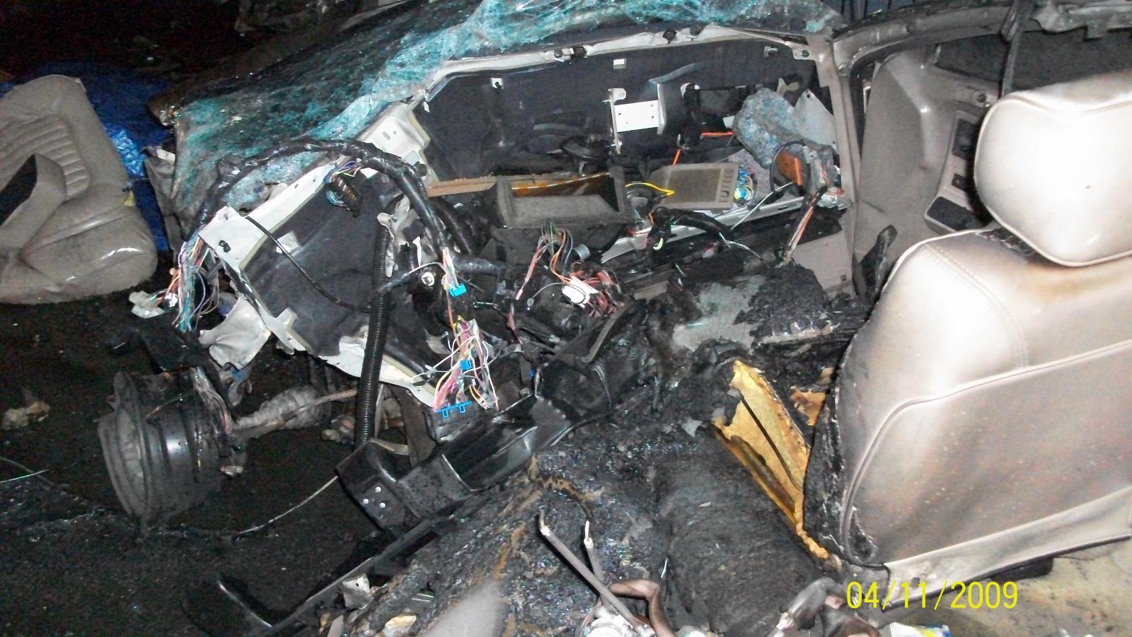 Car Split in half #2