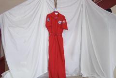 EMS jumpsuit