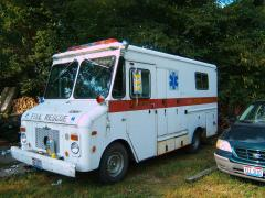 1972 GMC/Grumman ambulance
